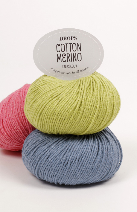 Cotton merino 2